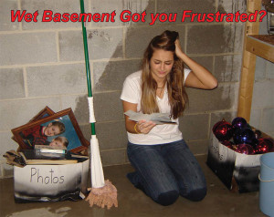 Wet Basement Frustrated