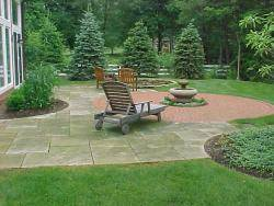 Stone/Brick Patio