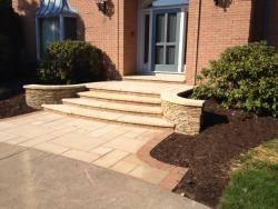 Stone/Brick Staircase